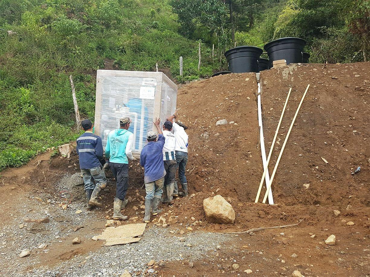 Plantas de tratamiento de agua potable fyn - Tratamientos de agua ...
