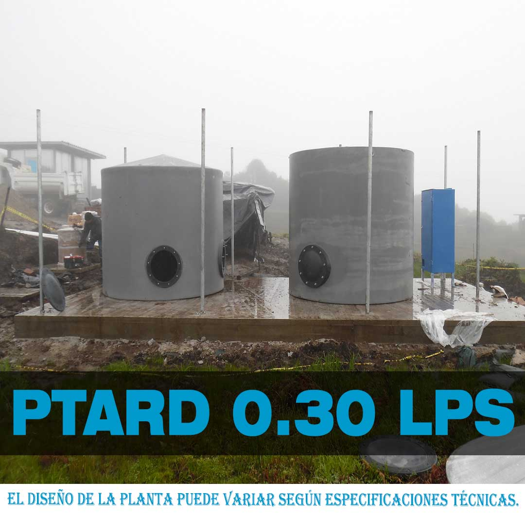 tratamiento de aguas residuales domesticas